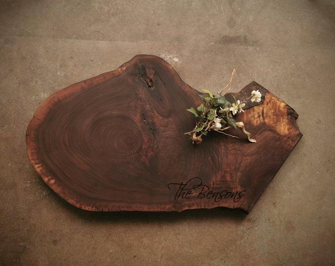 Featured listing image: Walnut End Grain Cutting Board or Butcher Block