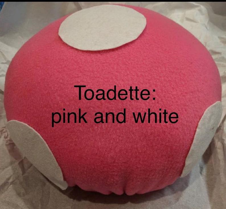 ToadToadette Hat