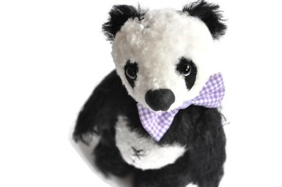 PDF nähen Muster Künstler Teddy Bear Panda digital Instant | Etsy