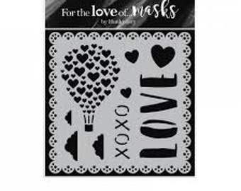 For the Love of Masks - Love is in the Air