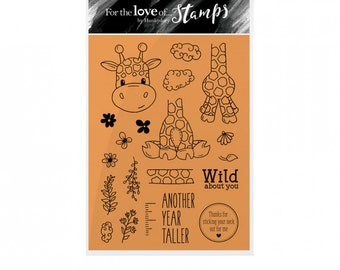 Hunkydory For the Love of Stamps - Another Year Taller