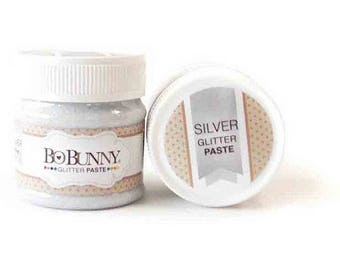 BoBunny - Double Dot Collection - Glitter Paste - Sugar