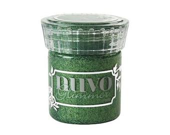 Nuvo - Festive Season Collection - Glimmer Paste - Seaweed Quartz