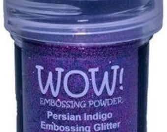 WOW-Embossing Powder-Persian Indigo-Embossing Glitter