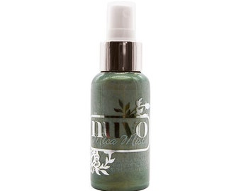 Nuvo - Merry and Bright Collection - Mica Mist - Beryl Swirl