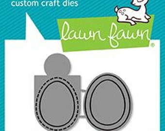 PREORDER-Lawn Fawn-Lawn Cuts-Reveal Wheel Easter Egg Add-on