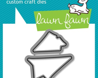Lawn Fawn- FLYING BY- Lawn Cuts Dies