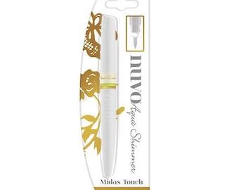 Nuvo - Aqua Shimmer - Midas Touch
