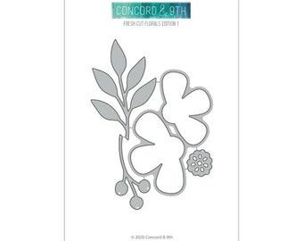 Concord & 9th Fresh Cut Florals Edition 1