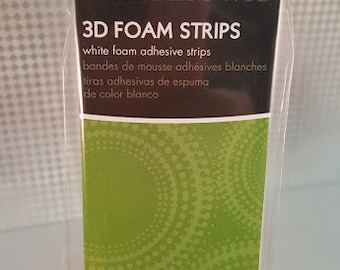Thermo Web 3D Foam Strips
