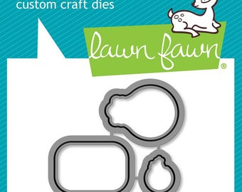 Lawn Fawn - Lawn Cuts - Dies - Lights Out