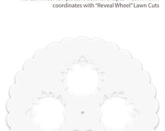 PREORDER-Lawn Fawn-Lawn Cuts-Reveal Wheel Templates, Seasonal Shapes