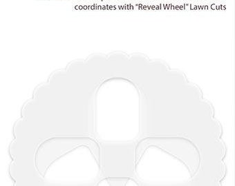 Lawn Fawn-Reveal Wheel Template- Build A House-Lawn Cuts-Preorder