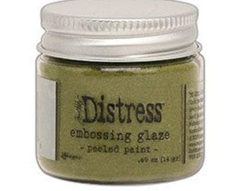 Tim Holtz Distress Embossing Glaze-Peeled Paint