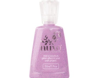 Nuvo - Dream In Colour Collection - Glitter Accents - Candy Kisses