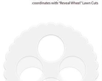 Lawn Fawn-reveal wheel templates- circle