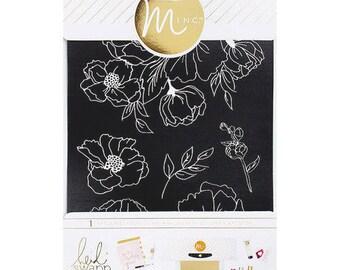 Heidi Swapp - MINC Collection - Art Screen - Floral