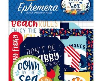 Echo Park - Under the Sea Collection - Ephemera