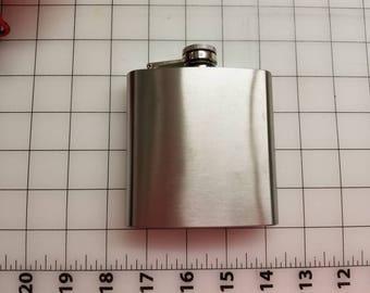 Water Flask 6oz