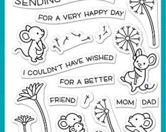 Lawn Fawn-dandy day-clear stamp set-preorder