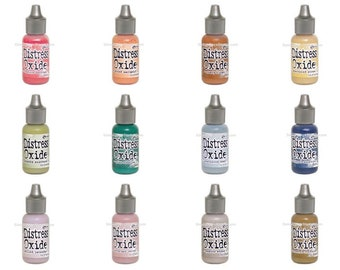 Tim Holtz - Distress Oxide Reinkers - Release 5 - Preorder