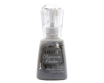 Nuvo - Blue Blossom Collection - Shimmer Powder - Meteorite Shower
