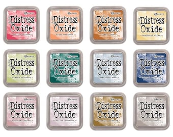 Tim Holtz - Distress Oxide Pads - Release 5 - Preorder