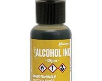 Tim Holtz - Alcohol Inks .5oz - Dijon