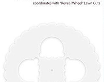 Lawn Fawn-Reveal Wheel Template-Sweetest Flavor