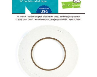 Lawn Fawn - Double Sided Tape - 1/8 Inch