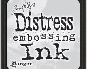 Ranger Ink - Tim Holtz - Distress Ink Pads - Mini - Embossing