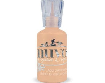 Tonic Studios - Nuvo Collection - Crystal Drops Gloss - Sugared Almond