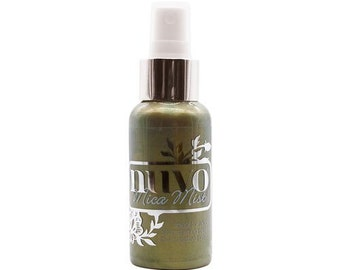 Nuvo - Woodland Walk Collection - Mica Mist - Wild Olive