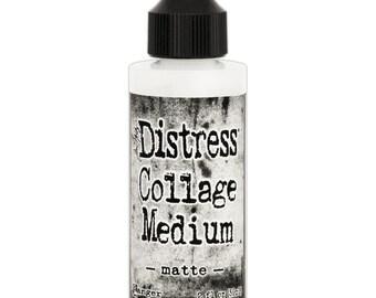 Tim Holtz- Distress Collage Medium 2oz