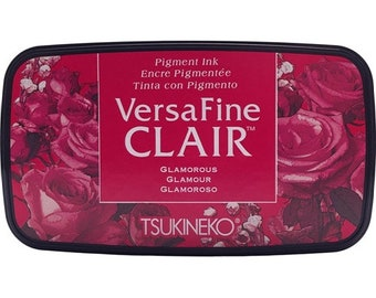 Tsukineko VersaFine Clair GLAMOUROUS Ink Pad