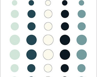 Carta Bella Paper - Home Again Collection - Enamel Dots