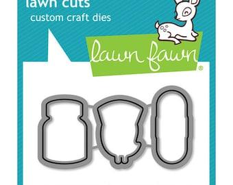 Lawn Fawn - Lawn Cuts - Dies - Get Well Soon