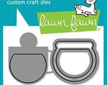 Lawn Fawn-reveal wheel keep on swimming add-on