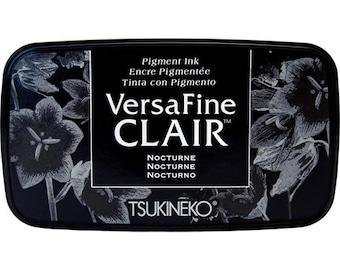Tsukineko VersaFine Clair NOCTURNE Ink Pad