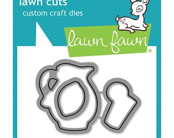 Lawn Fawn - Lawn Cuts - Dies - Make Lemonade