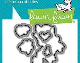 Lawn fawn-A Little Sparkle-Lawn Cuts