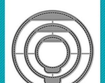 Lawn Fawn - Lawn Cuts - Dies - Lift the Flap Circles