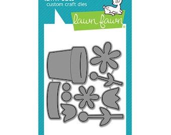 Lawn Fawn - Lawn Cuts - Dies - Little Flowers