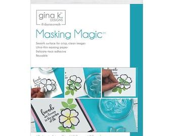 Therm O Web - Masking Magic Sheets - 5 x 7