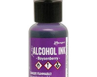Tim Holtz - Alcohol Inks .5oz - Boyesnberry  - PRE-ORDER