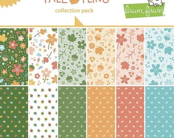 Lawn Fawn-Fall Fling Collection Pack-12x12