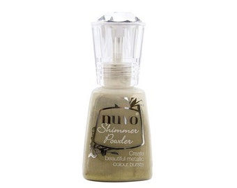 Nuvo - Woodland Walk Collection - Shimmer Powder - Golden Sparkler