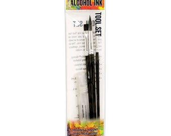 Ranger Ink - Tim Holtz - Alcohol Ink Tool Set