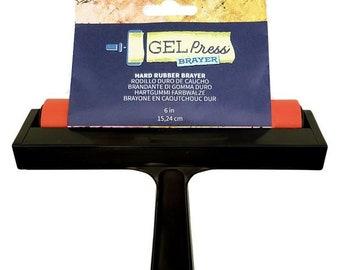 Gel Press-Economy Brayer 6 Inch
