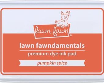Lawn Fawn-Dye Ink Pad-Pumpkin Spice